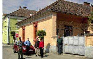Rumänien: Hans Alt