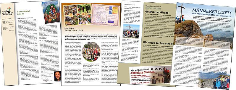 Gemeindebrief 2016/3